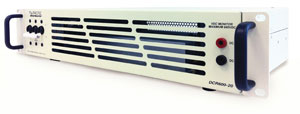 Pacific Power DCR600-20 DC Power Supply 600 V, 20 A, 6 kW