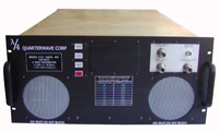 Quarterwave Series 9100 TWT Amplifiers, 1 - 36GHz, 100W - 40kW