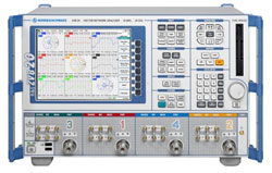 Rohde & Schwarz ZVB20 Vector Network Analyzer 4 ports, 20 GHz