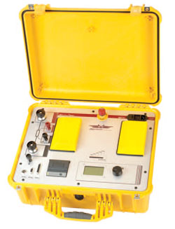 Raytech USA MC2 Contact Resistance Meter 200 A