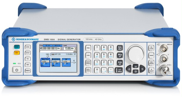 Rohde & Schwarz SMB100A RF and Microwave Signal Generator