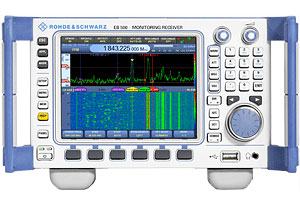 Rent, lease, or rent to own Rohde & Schwarz EB500 Monitoring Receiver 9 kHz - 6 GHz