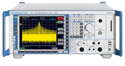 Rohde & Schwarz FSU Spectrum Analyzer 20 Hz - 67 GHz