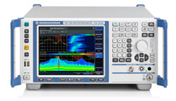 Rohde & Schwarz FSVR Real-Time Spectrum Analyzer