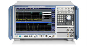 Rohde & Schwarz FSW Signal and Spectrum Analyzer