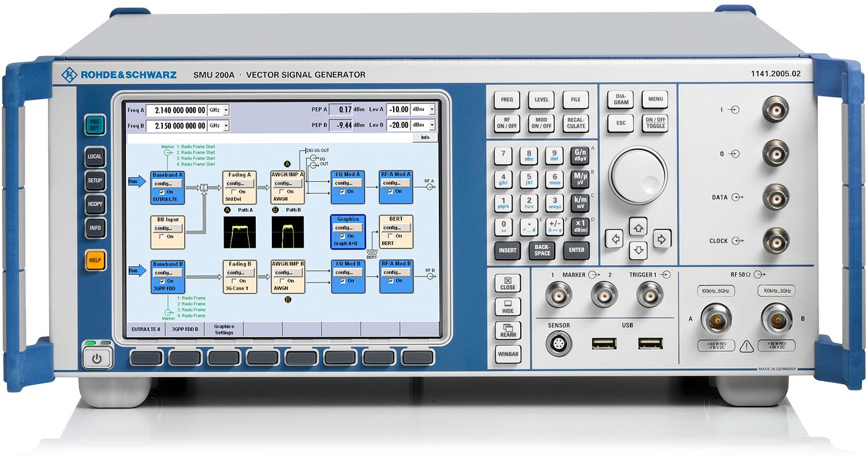 Rf Signal Generators Atec Rentals Function Rohde Schwarz Smu200a Vector Generator 100 Khz 6 Ghz