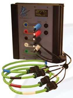 Rx Monitoring Services Cx Power Quality Monitor