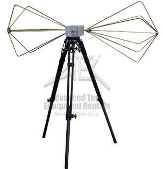 Rent AH Systems SAS-543 Biconical Antenna, 20 MHz - 300 MHz