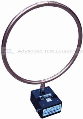 Rent AH Systems SAS-563B Active Shielded Loop Antenna 1 kHz to 30 MHz