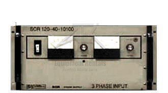Rent EMI/TDK-Lambda SCR120-40 DC Power Supply, 5 kW