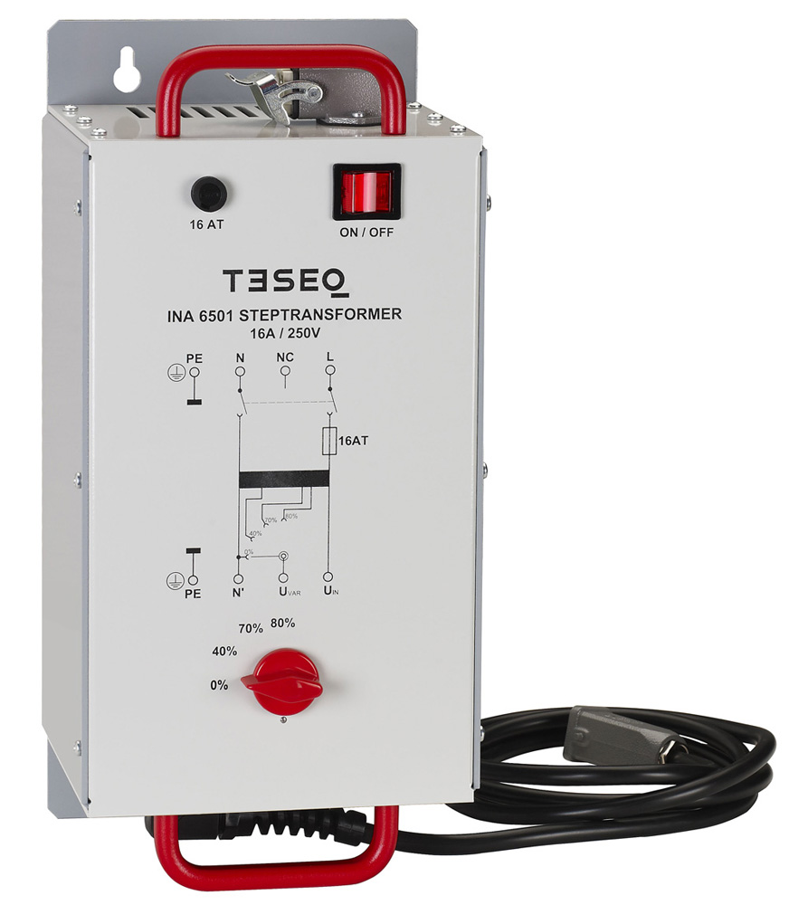 Teseq INA6501 Manual Step Transformer