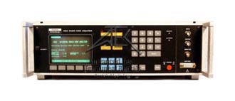 Schlumberger 4922 Radio Code Analyzer