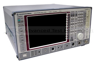 Rohde & Schwarz FSEA20 Spectrum Analyzer