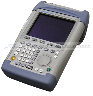 Rent the Rohde & Schwarz FSH6 6 GHz Handheld Spectrum Analyzer