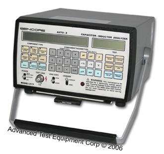 Sencore LC77 Inductor Analyzer