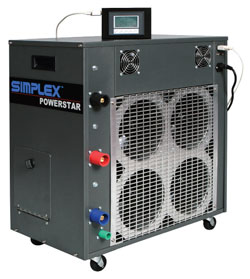 Simplex PowerStar AC Portable Load Bank 110 kW