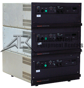 Sorensen DCR300-48T 300 Volt, 48 Amp, 15 kW DC Power Supply
