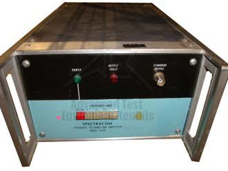Spectracom 8140 Frequency Distribution System