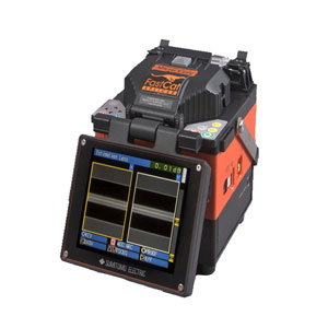 Sumitomo Type-39 FastCat Core Alignment Fusion Splicer