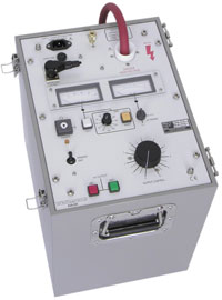 T&R KV30-40 High Voltage AC Test System