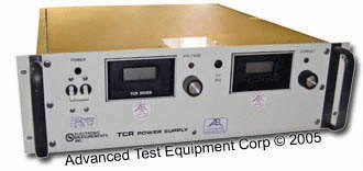 Rent EMI/TDK-Lambda TCR300S6 DC Power Supply, 300V, 6A