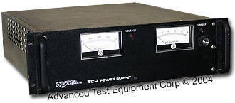 Rent EMI/TDK-Lambda TCR 350S5-1 DC Power Supply, 350 Volts, 5 Amps