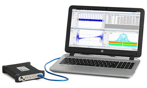 Tektronix RSA306 USB Real Time Spectrum Analyzer
