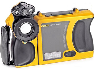 Fluke Ti45FT IR FlexCam Thermal Imager -20 °C to +600 °C