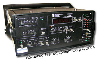 TTC 2000 FIREBERD Data Error Analyzer