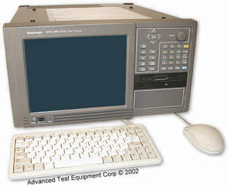 Tektronix MTS300 MPEG Test System