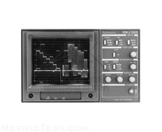 Tektronix 1711J Waveform Monitor Fast, Standardized Operation