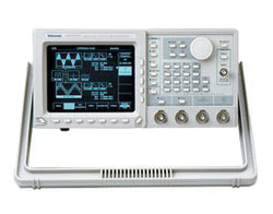 Rent Tektronix AWG2021 Arbitrary Waveform Generator 250 MS/s