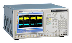 Tektronix AWG 7102 Arbitrary Waveform Generator 10 GS/s, 2 ch, 10 bits, 32 M point/ch