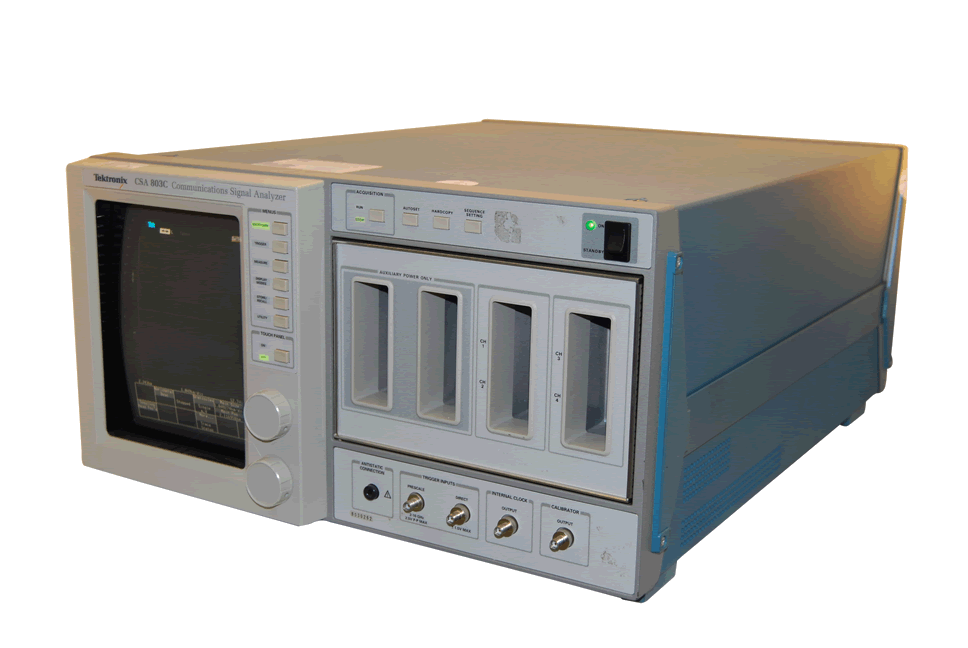 Tektronix CSA803C Communications Signal Analyzer
