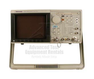 Tektronix CTS750 SDH/PDH Jitter Test Set