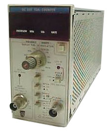 Tektronix DC 508A 1.3 GHz Counter