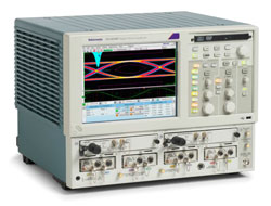 Tektronix DSA8300 Digital Serial Analyzer Sampling Oscilloscope