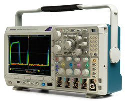 Rent Tektronix MDO3000 Series Mixed Domain Oscilloscopes