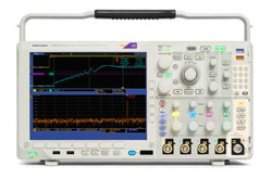 Tektronix MDO4000 Series Mixed Domain Oscilloscopes