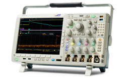 Tektronix MDO4104C Mixed Domain Oscilloscope