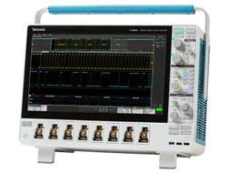 Tektronix 5 Series MSO Mixed Signal Oscilloscopes
