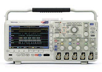 Tektronix MSO2024 Mixed Signal Oscilloscope 200 MHz, 1 GS/s