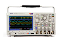 Tektronix MSO3000 Series Mixed Signal Oscilloscopes