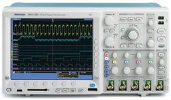 Tektronix MSO4104 Mixed Signal Oscilloscope 1 GHz, 4 CH