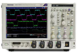 Tektronix MSO71254 Mixed Signal Oscilloscope 12.5 GHz