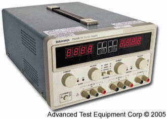 Tektronix PS280 Triple Output DC Power Supply