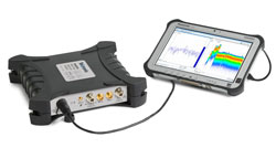 Tektronix RSA500 Series Real Time Spectrum Analyzers