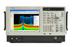 Tektronix RSA5000 Series Real-Time Spectrum Analyzers