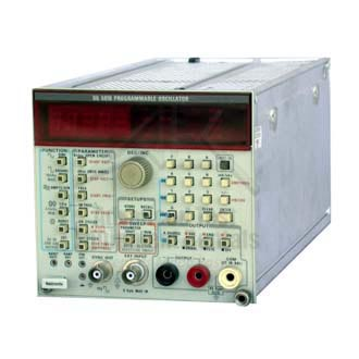 Tektronix SG5010 Low Distortion Audio Oscillators