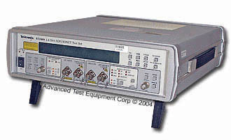 Tektronix ST2400A STM-16/OC-48 2.4 Gbit/s Test Set for DWDM Applications